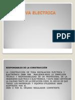 Normas de Instalaciones Electricas