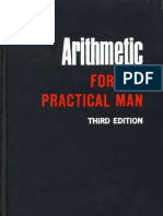 1.Arithmetic for the Practical Man