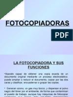 Fotocopìadoras