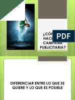 COMO SE HACE UNA CAMPAÑA PUBLICITARIA