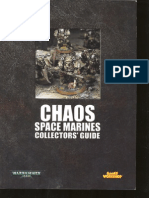 Chaos Space Marines Collector's Guide