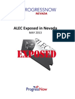 Alec Exposed in Nevada