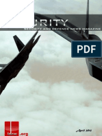 Security- April 2013 Edition