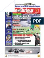 LE BUTEUR PDF du 05/04/2009