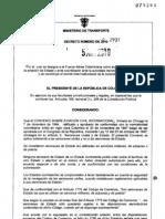 Decreto 2937 de 2010