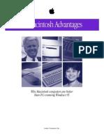 50 Macintosh Advantages