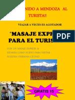 Masaje Express y Watsu Para Hoteles Spa Bariloche