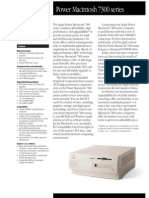 Power Macintosh 7300 series