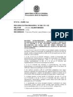RE 638115-Parecer PGR