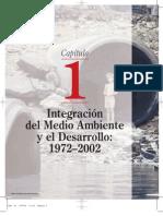 integración del medio ambiente y del desarrollo 1972-2002