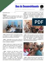 Informativo Nos Trilhos do Desenvolvimento - Ano 1 - nº 3