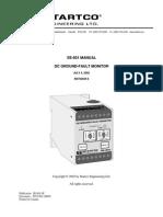 SE-601 Manual