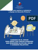 Manual Para Padres y Cuidadores CA Inf MINSAL