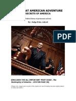 Judge Dale the Great American Adventure. Secrets of America
