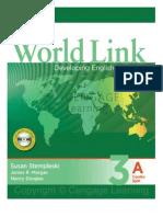Intermedio i - Worldlink 3a - Second Edition