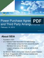 ppa webinar seia - 2-14-2013