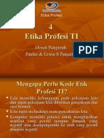 etika profesi TI