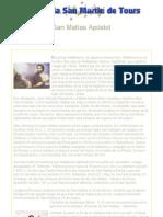 Biografía de San Matias