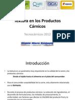 tECNOCARNICOS 2012 - QAA