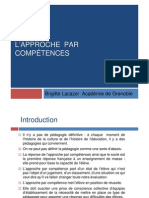 Evaluation Par Competences