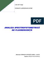 SPECTROFOTOMETRIA CANTITATIVA