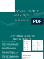 basic functions functions and graphs