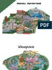Disneyland and California adventure Park maps