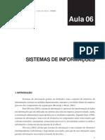 6 - Sistema de Informação
