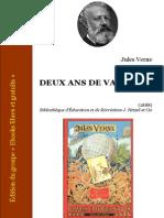 Deux Ans de Vacances (1888) - Jules Verne