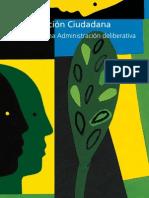 Participacion-ciudadana-para-una-administración-deliberativa