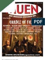 MUEN Magazine April 2009
