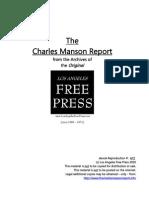 Manson Freep