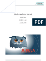 Install JuBula