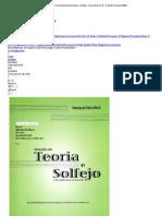 Método de Teoria Musical Elementar e Solfejo - Novo Bona CCB - Revisão Fevereiro_2009