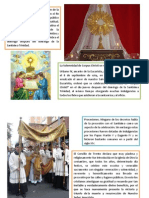 Solemnidadades Corpus y Santisima Trinidad