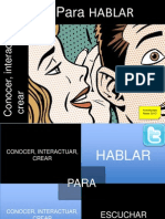 Conocer Interactuar Crear Para Hablar TICsRP v2