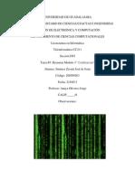 modulo 3 codificación