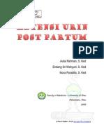 Retensi Urin Postpartum Files of Drsmed Fkur
