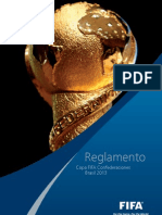 Reglamento Confederaciones Brasil 2013