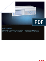 1MRK511257-UEN - En Communication Protocol Manual DNP 650 Series 1.2 IEC