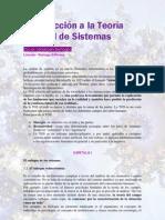 Introduccion a La Teoria General de Sistemas Bertoglio-resumen