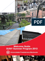 Mackenzie Welcome Guide - Brazil Summer Program