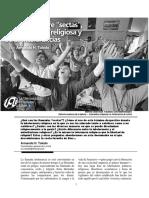 """Preguntas sobre """"sectas"""", discriminación religiosa y otras intolerancias (Armando H. Toledo)"""