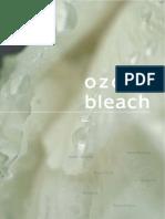 Ozone bleach