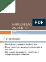 Harmonização de Ambientes