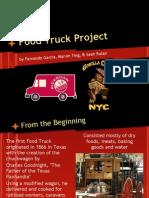 food truck presentation