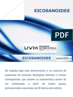 Prostaglandinas UVM