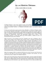 Bilibio de Carvalho, Marco Aurelio - Blavatsky e Os Misterios Tibetanos (Art)