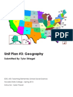 Geography Planner