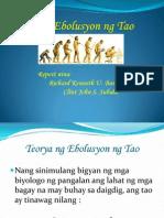 Ang Ebolusyon ng Tao.pptx